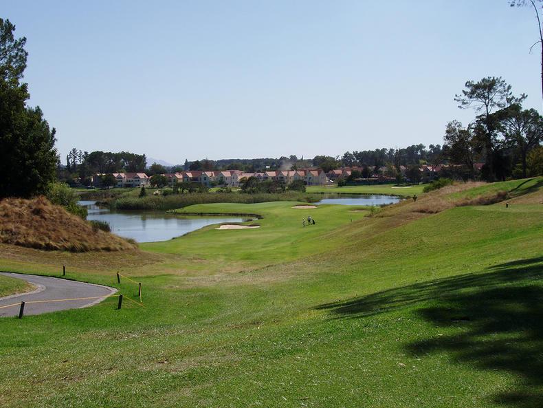strand golf club south africa